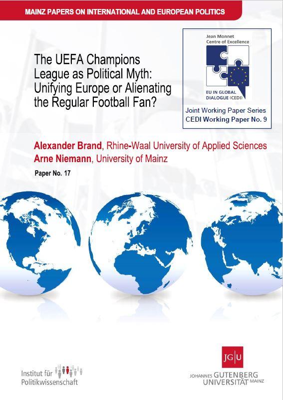 Mainz Papers on International and European Politics (MPIEP